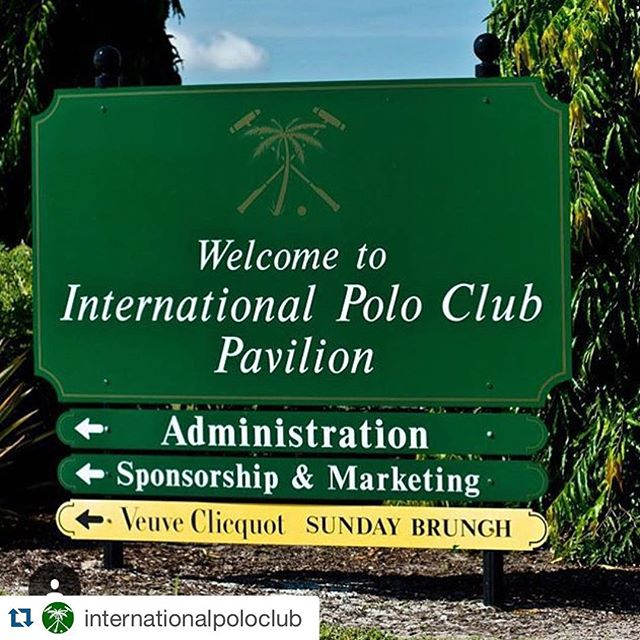 #Repost @internationalpoloclub ・・・ Will we be seeing you on January 3rd?!