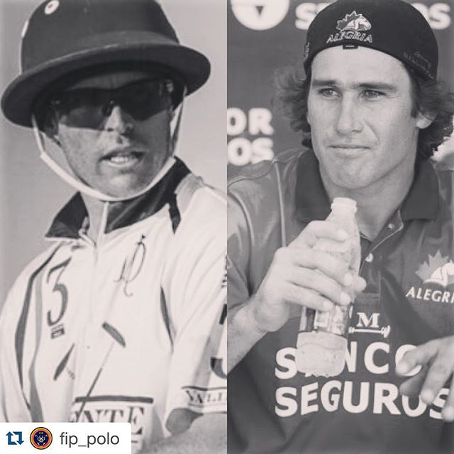 #Repost @fip_polo ・・・ @sapocaset & Hilario Ulloa reached the coveted 10 goal rating in Argentina. Congratulations! #10 #goals #polo