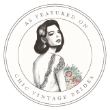 chic vedding brides badge.png