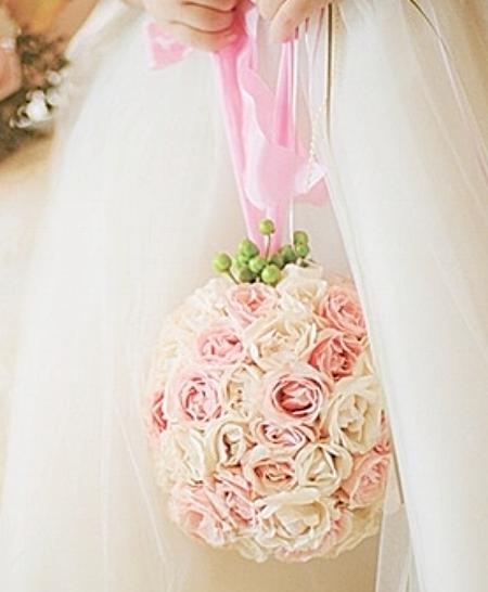 Bruidsboeket pomander