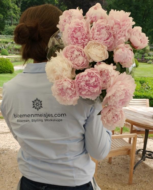 Pionrozen zijn hele mooie en sierlijke bloemen!