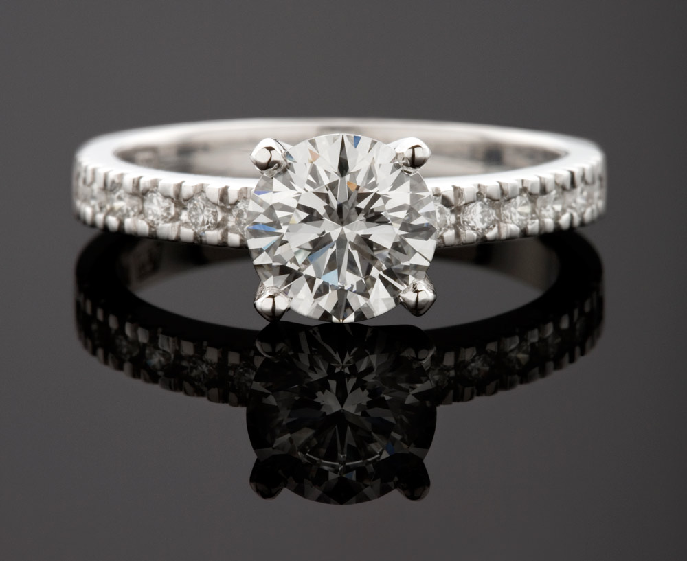 Multi Stone Diamond Ring