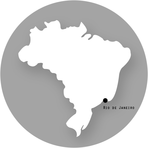 Rio de Janeiro,  São Paulo