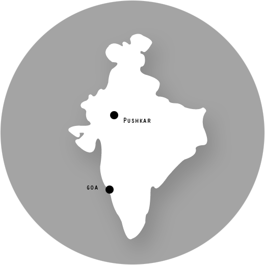 Goa, Pushkar
