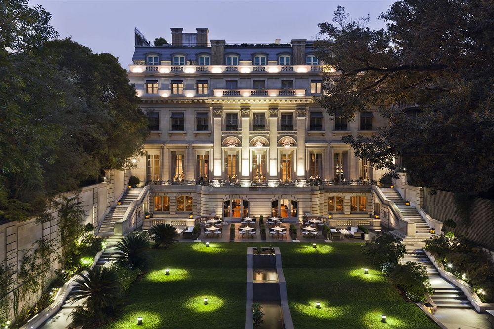 Park Hyatt Hotel, Buenos Aires ( photo from Hotels.com )