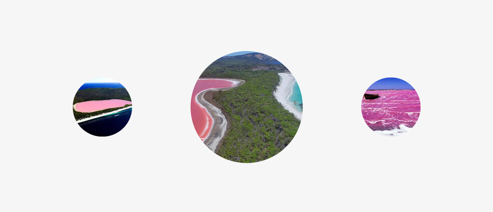 Lake Hillier, Australia (Photo Credit:    contiki.com  /  youtube.com  /  viola.bz  )