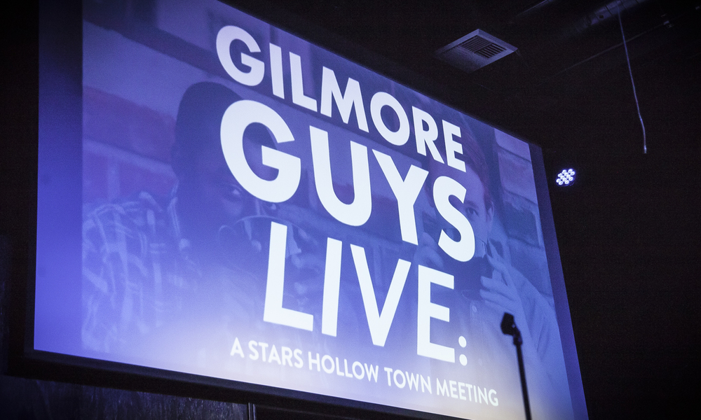 Gilmore Guys Live