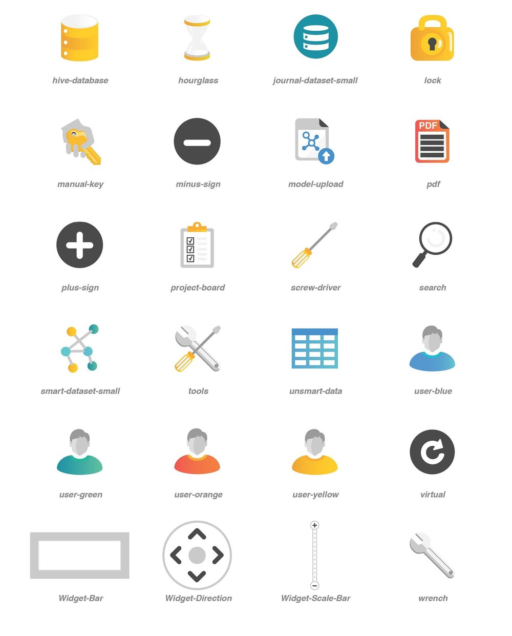 Other Flat Icons