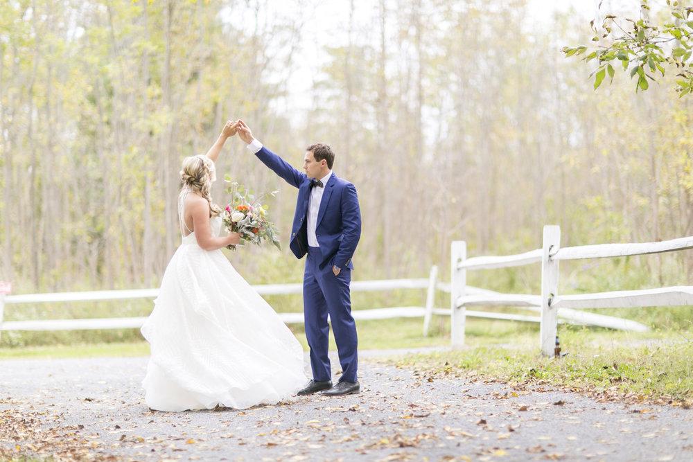 Binghamton Dancing Wedding