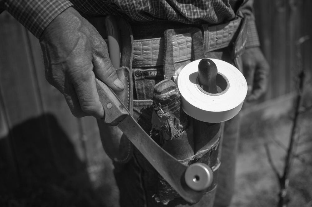 Humberto's feild tools.