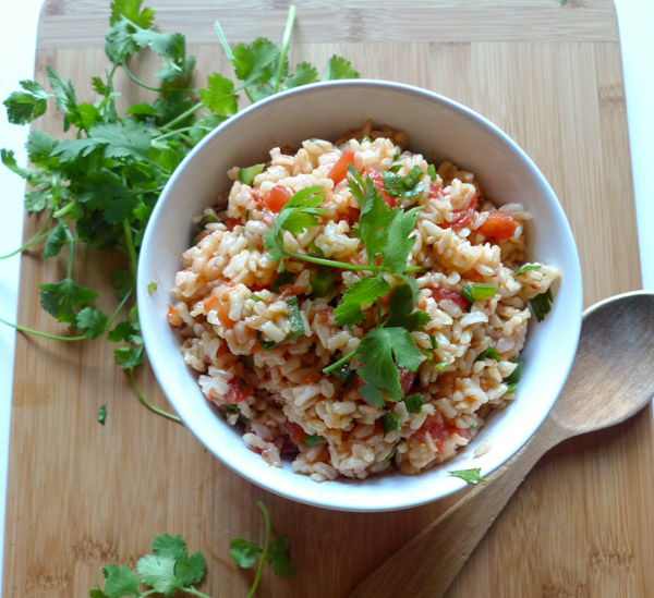 Low-FODMAP Mexican Rice and Salsa Recipes gluten free