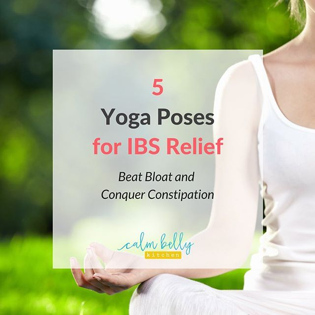 "HOW YOGA HELPS IBS 🧘‍♂️🧘‍♀️ *⠀ For my latest blog post, I had a chance to chat with @naturallyrandikay a self-care educator and yoga teacher. As someone who's struggled with IBS herself, Randi's insight into the world of Yoga for IBS relief was really valuable! In Randi's words:⠀ *⠀ ""Yoga is one of those practices that covers a lot of bases. With IBS in particular, yoga is great because the postures gently massage the internal organs and releases tension in the surrounding musculature and connective tissues. This openness creates space and vitality for the digestive system to operate optimally."" 🌸 *⠀ Click the link in my profile to ready the blog post, including 5 easy yoga poses anyone can try today for a calmer belly.    ⠀"