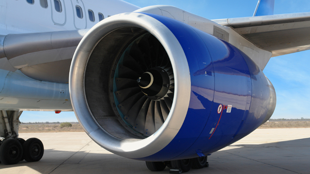 COBALT IS A CRUCIAL COMPONENT IN JET TURBINES