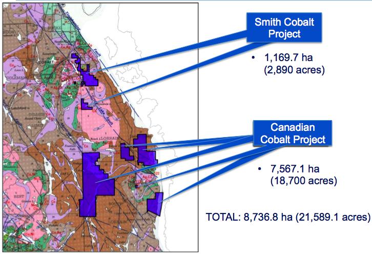 Cobalt camp assets
