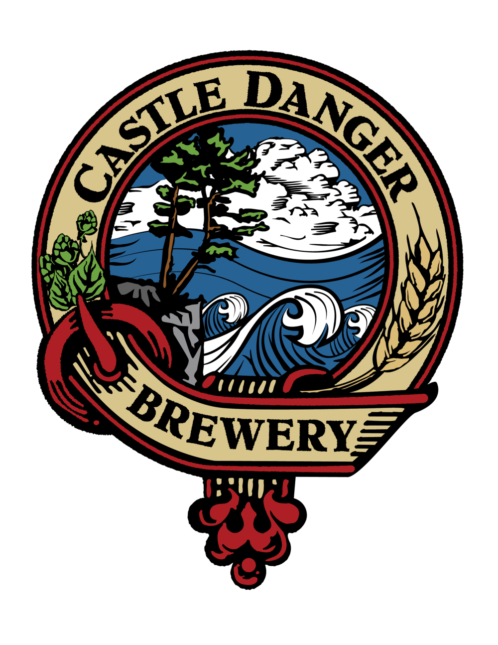 Castle Danger Logo.png