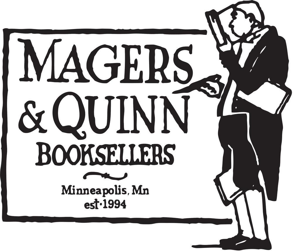 Magers & Quinn mascot logo.jpg