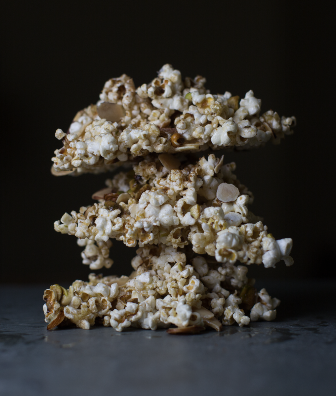 cracker jack popcorn vegan
