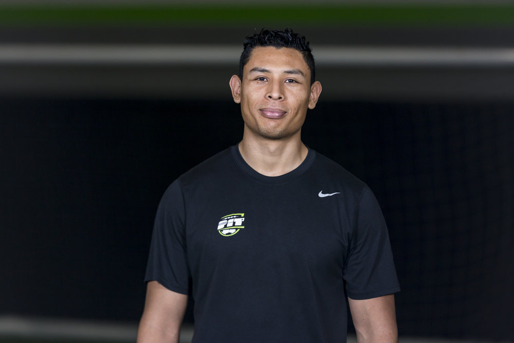 KRISTIAN QUINTANA HOMETOWN | Garland, TX SOCCER EXPERIENCE | Richland Junior College, Texas A&M International, Dallas Sidekicks