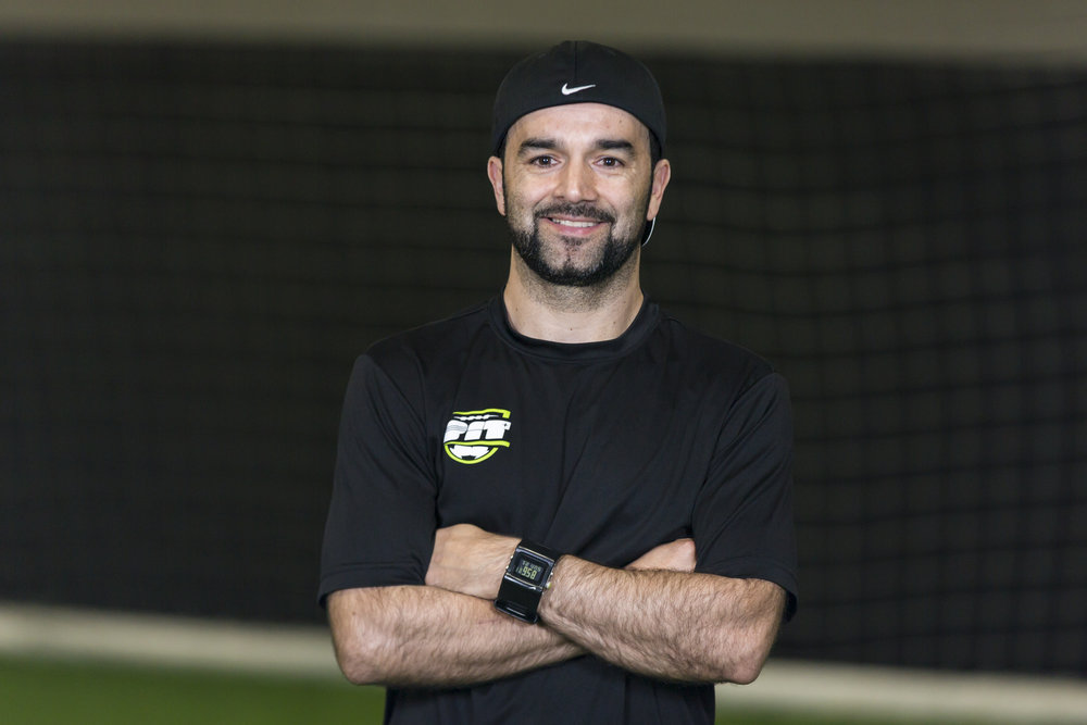 RENATO PEREIRA HOMETOWN | São Paulo, Brazil SOCCER EXPERIENCE | Fustal Banispa Brazil, Professional Indoor Soccer for Profesional Brazil, Monterrey La Raza, San Diego Sockers, Harrisburg Heat, La Furia de Monterrey, Dallas Sidekicks ADVICE TO YOUTH PLAYERS | Practice, work hard, and follow your dreams.