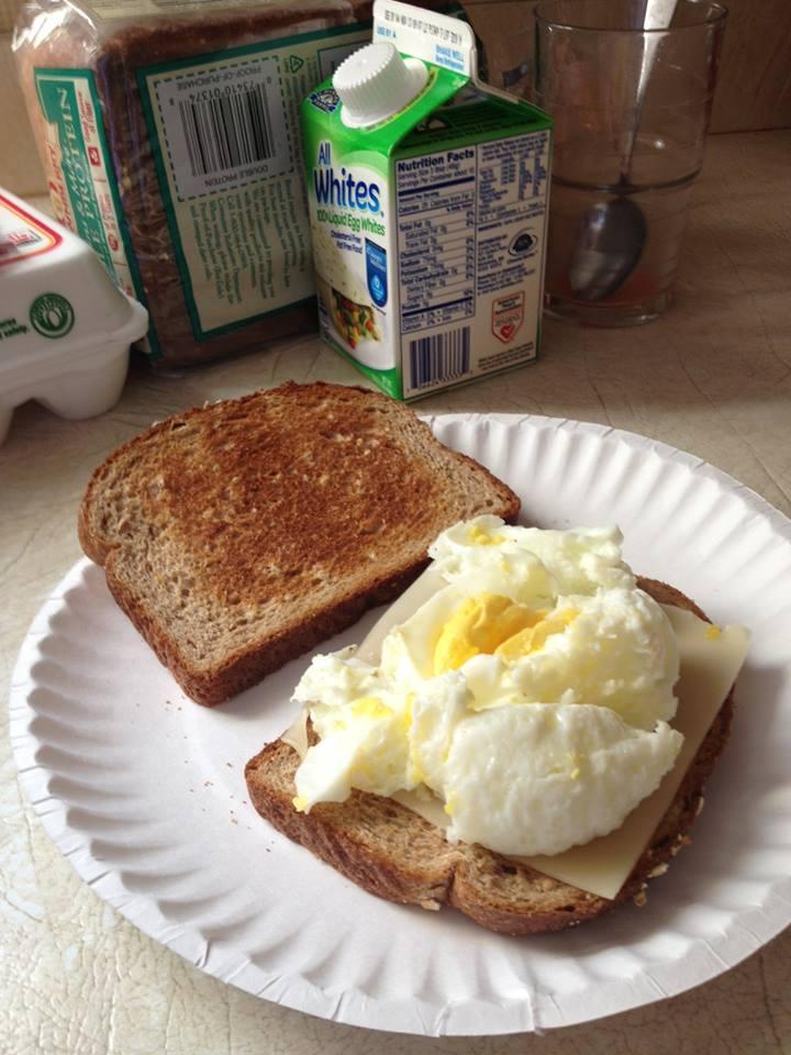 HighProteinBreakfastSandwich
