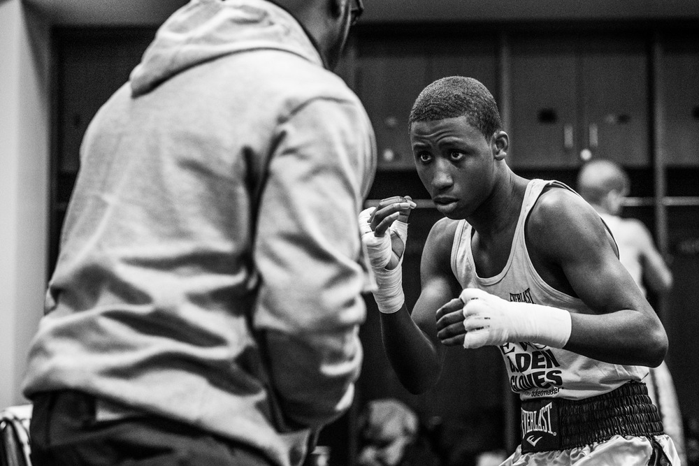 Golden Gloves, Final, Barclays Center