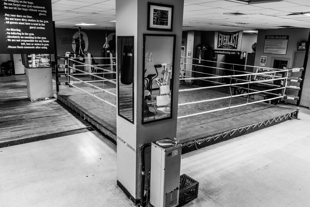 "Officially opening its doors in 1980 as Bedford-Stuyvesant Boxing Association some of the world's best fighters, including Riddick Bowe, Mark Breland, Leon Taylor and Henry 'Hot Pepper' Brent have come out of this neighborhood boxing gym in Brooklyn.  ""People feared us"", says Hot Pepper.  ""No-one wanted to fight us."""