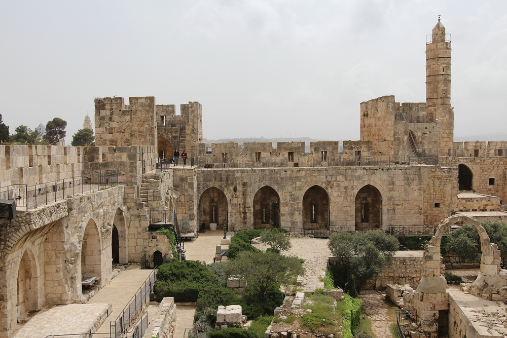 Copy of Tower of David Museum