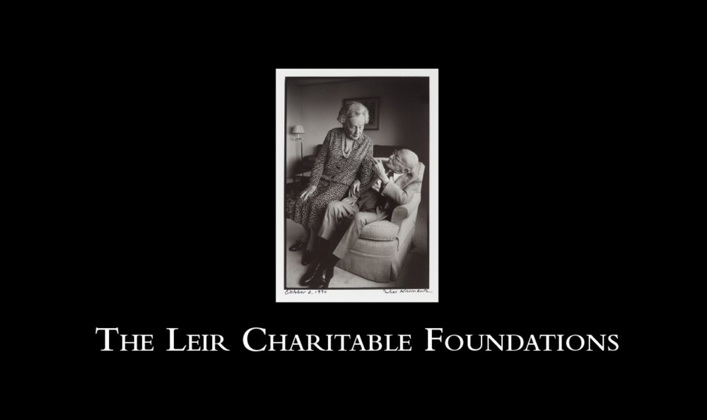 The Leir Charitable Foundations
