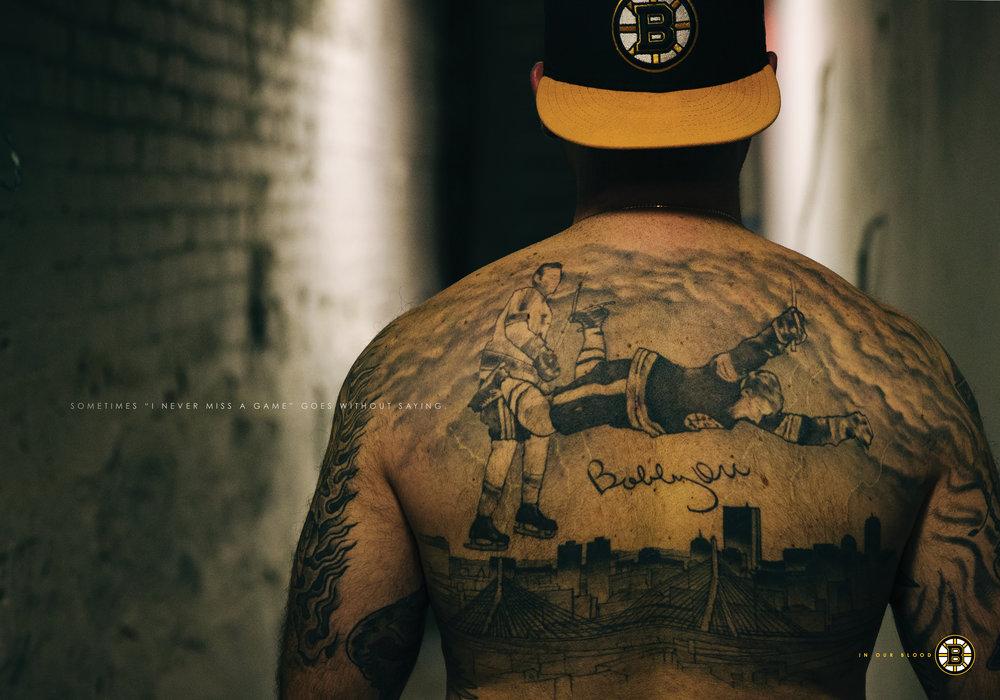 Bobby Orr Tattoo