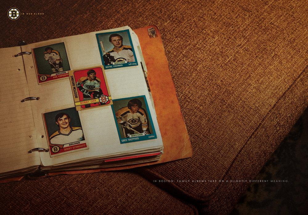 Bruins Family Album
