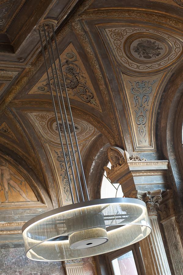 Gaité Lyrique photo architrecture interieur eclairage luminaire