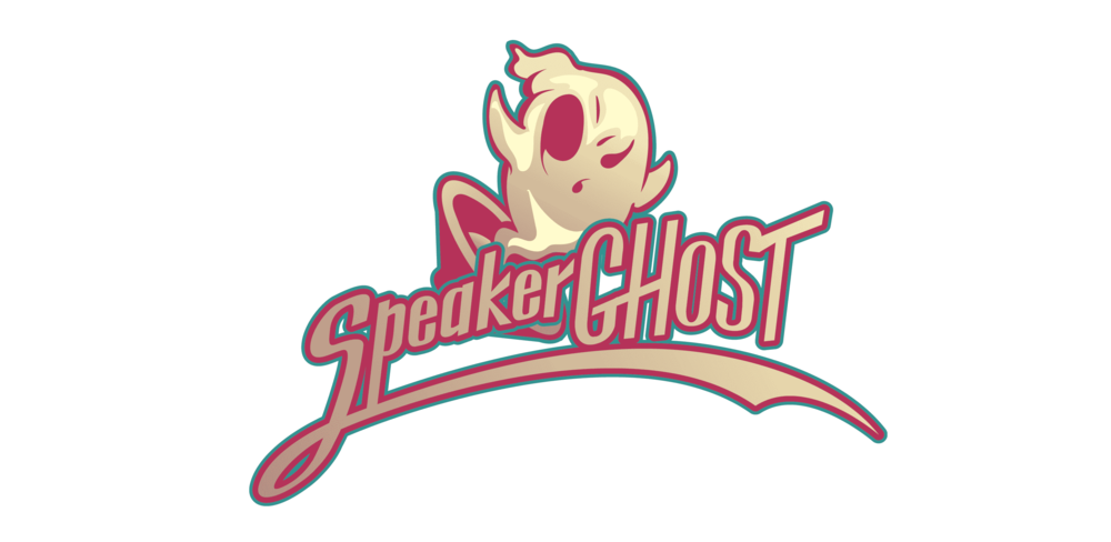 Logo Design and Illustration -   http://www.speakerghost.com/