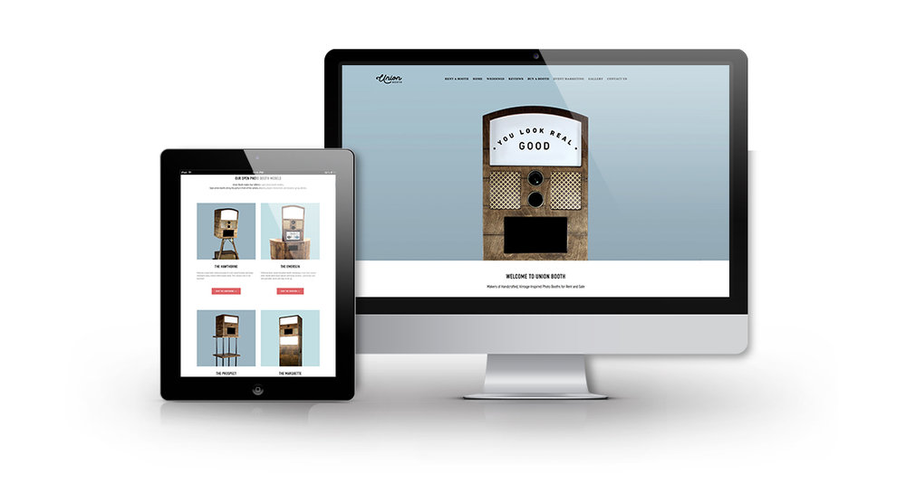 Fully Responsive Website, Tablet and Mobile Experience