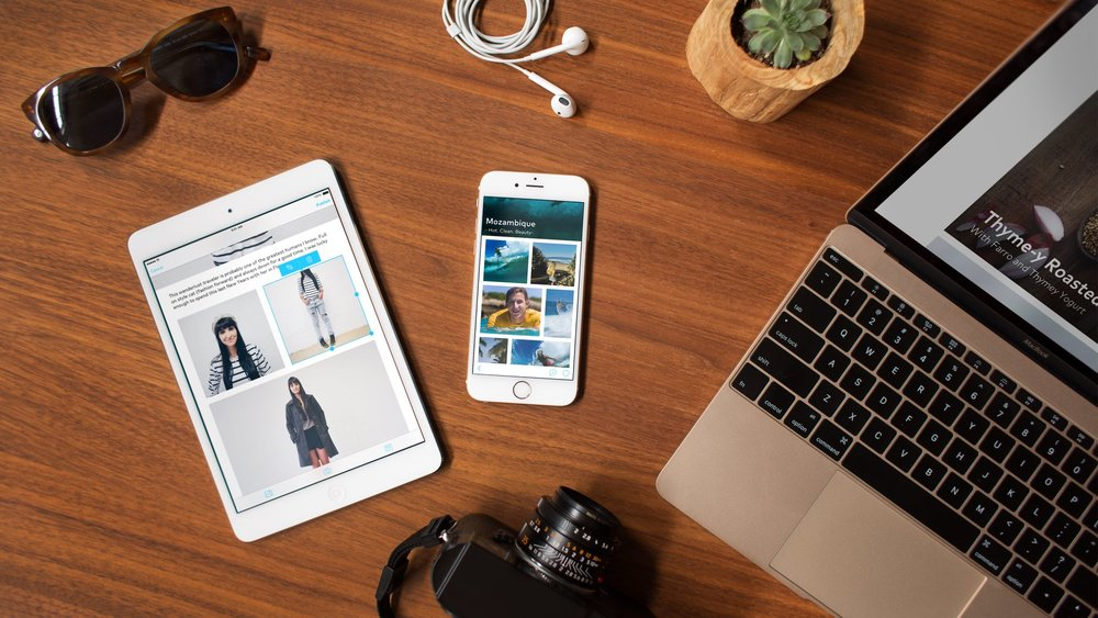"""Photo Narrative App Storehouse Rethinks The Whole Damn Thing With 2.0 Update""  - TechCrunch"
