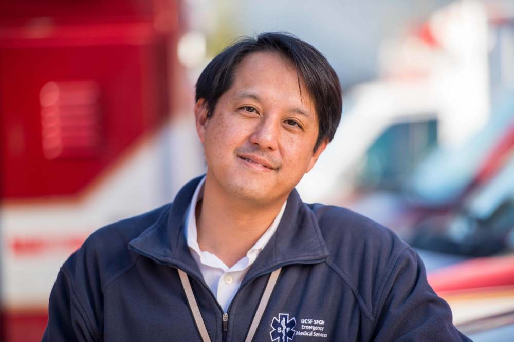 Clement Yeh /  Medical Director at The Fire Department Emergency Medicine