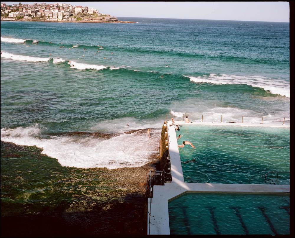 Bondi Beach / Abnormally hot and long summer / Cliff Englert ©