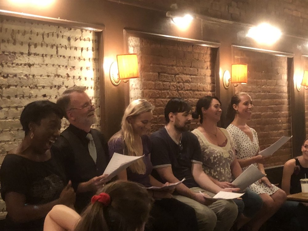 Another Our Town by Brad Makarowski with Danielle Clare, David Michael Kirby, Doug Rossi, Gabrielle Wagner, Monica Rounds