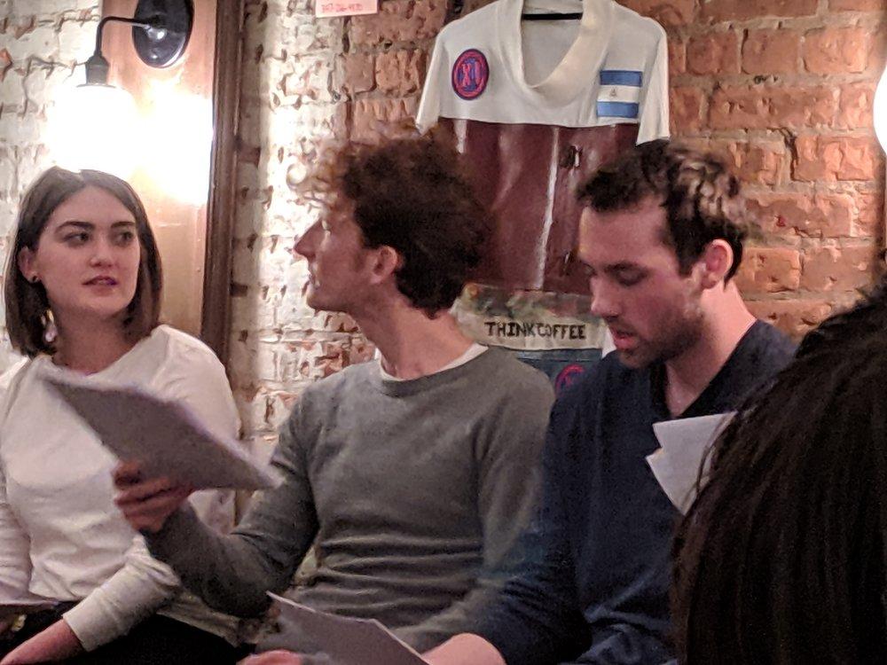 Robbie & Jules by Mandy Murphy  With Peyton Edwards, Paul Peglar, Chase Naylor