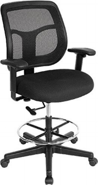 Awesome Eurotech Seating Apollo DFT9800 Drafting Chair