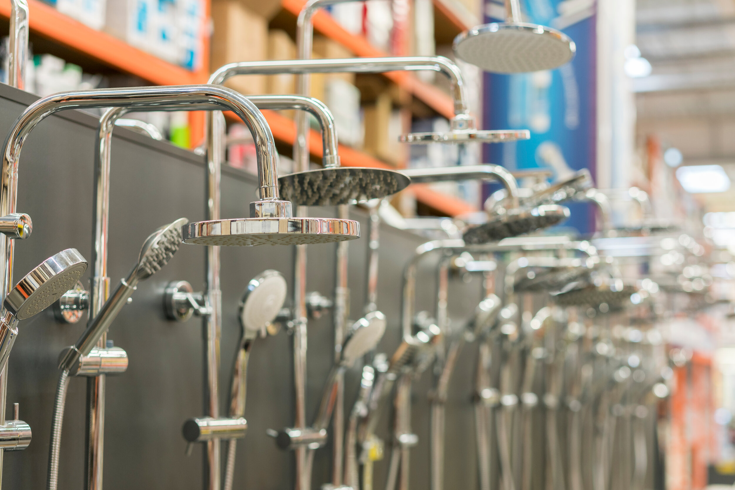 7 Mode Bathroom Chrome Water Saving Pressure HandHeld Fixed Shower Head