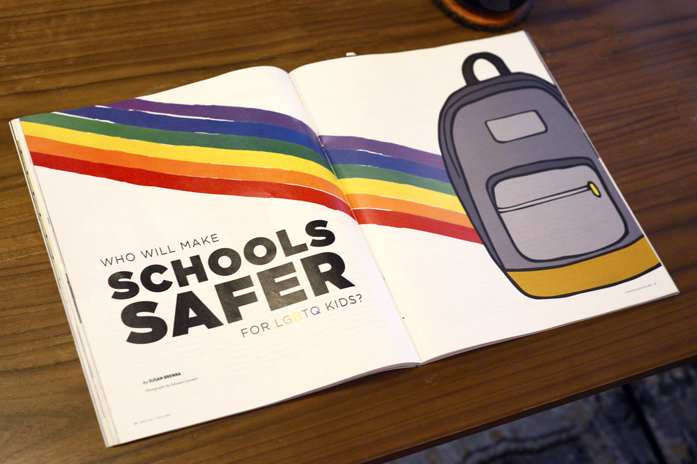 Who Will Make Schools Safer for LGBTQ Kids?