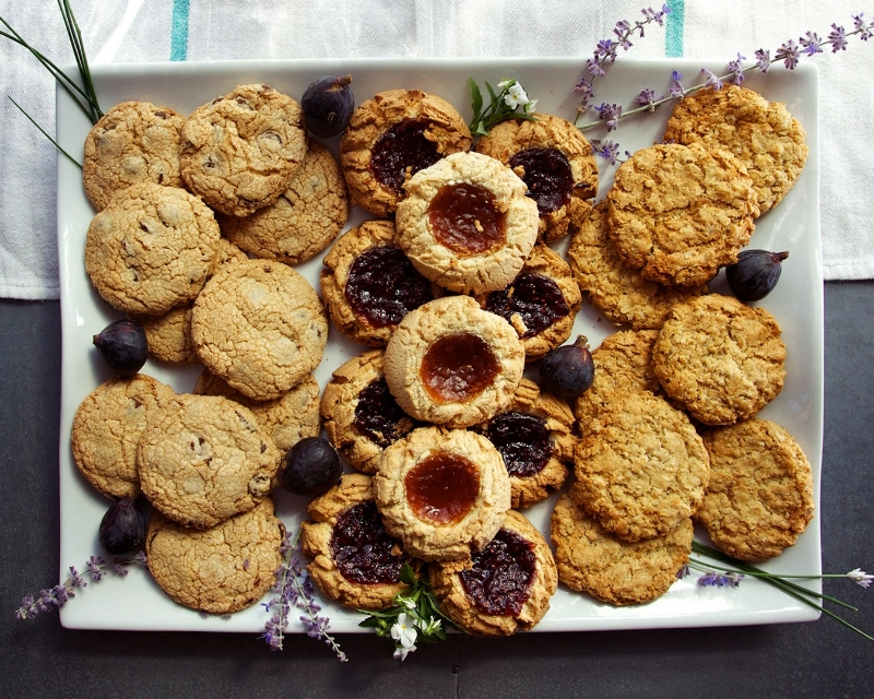 Assorted Gluten-Free Cookies