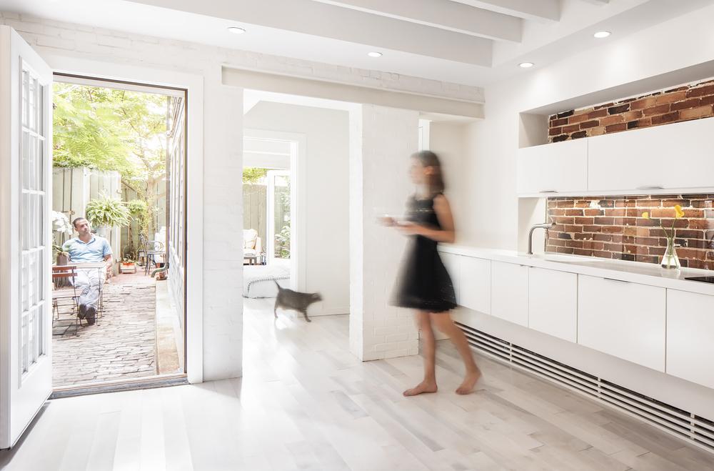 Matt Delphenich Architectural Photography Boston   Residential Kitchen And  Patio
