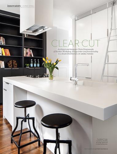 Boston Home - Kitchens 2015