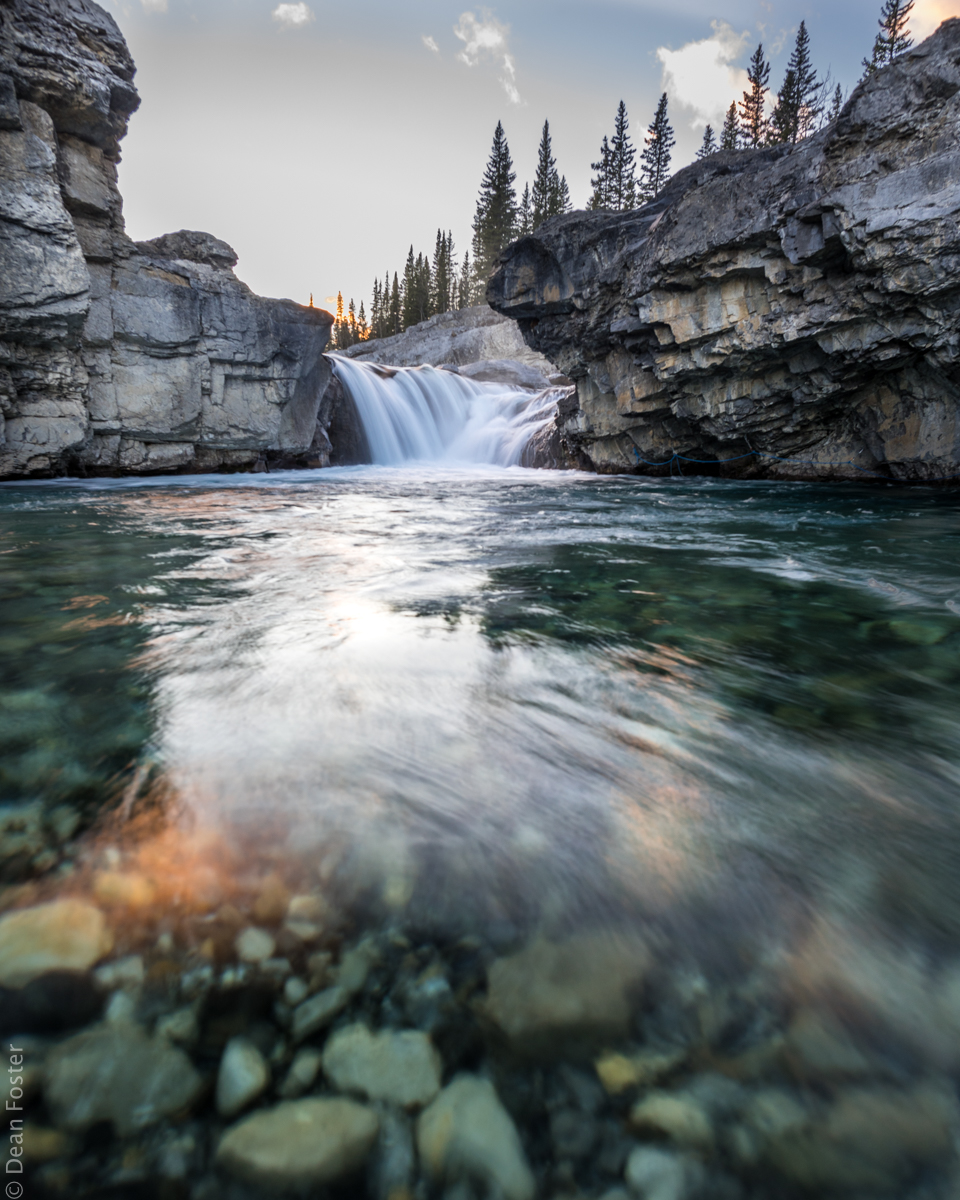 #8 - Elbow Falls, near Bragg Creek, Alberta, Canada