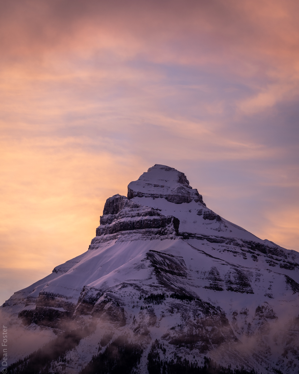 Pilot Mountain, Banff National Park