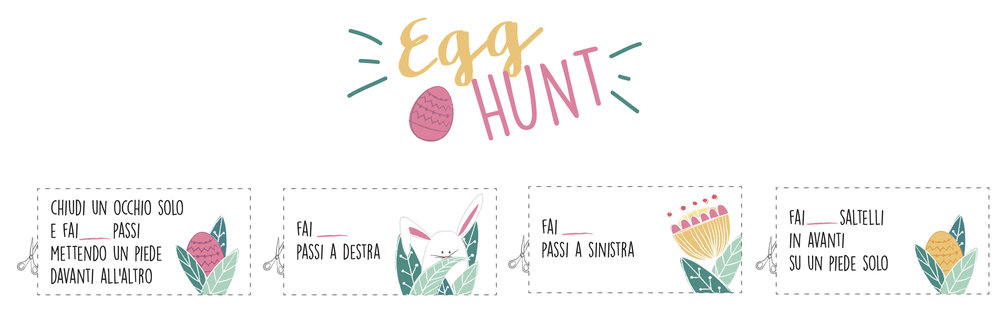 Per ricevere  le etichette di Magò per la  Eggs Hunt  di Pasqua , come quella che vedete qui,vi basterà  iscrivervi alla My Magò Community .