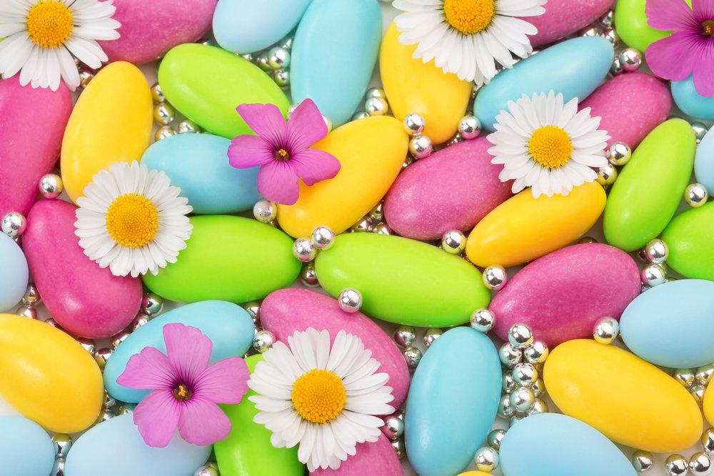 Lasciate che sia il festeggiato a scegliere il gusto dei confetti. -