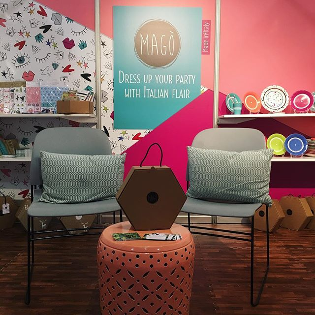 National Stationery Show Day 2 - booth 1259 #nationalstationeryshow #nationalstationeryshow2018 #newatnss #ny #magopartygoestousa #magoparty #nss2018