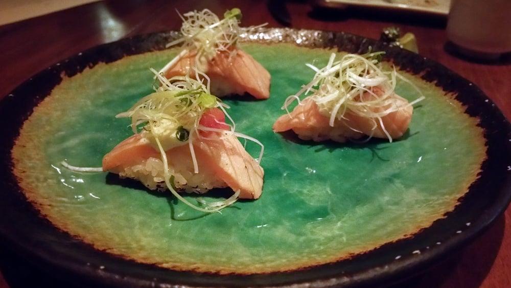 Sushi at O Ya in Boston